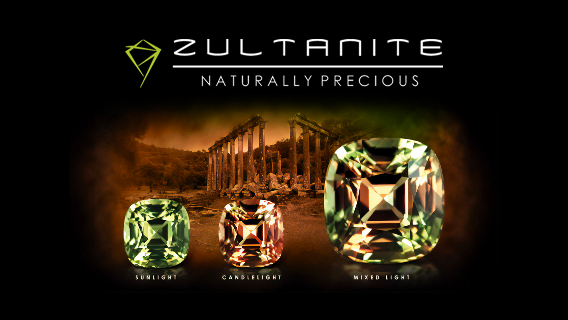 Details about  /Genuine Zultanite Ring-Color Changing Zultanite Ring-Gemstone Zultanite Ring