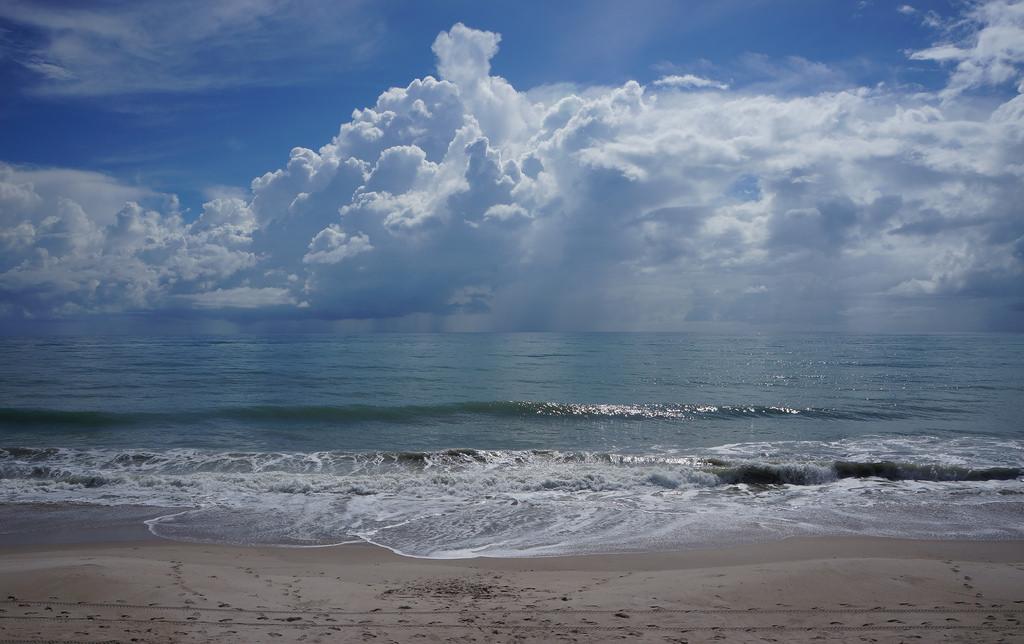 The beautiful beaches here