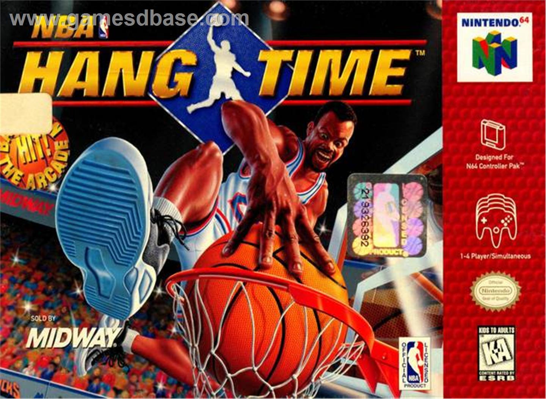 Hang Time Video Game