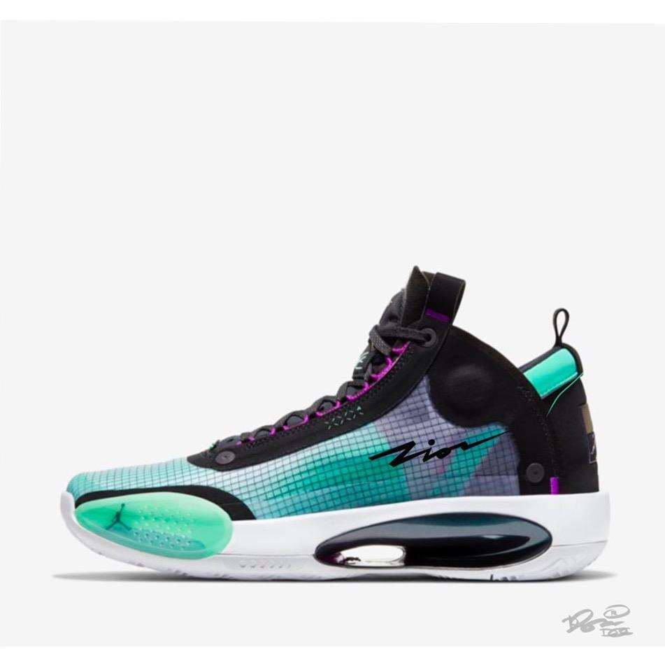 Air Zion Jordan 34 Shoe