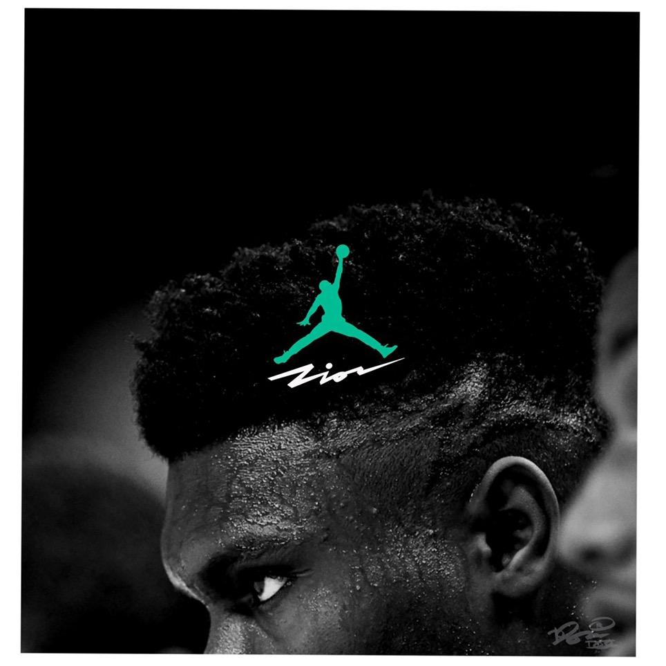 Zion Williamson Jordan Brand Design