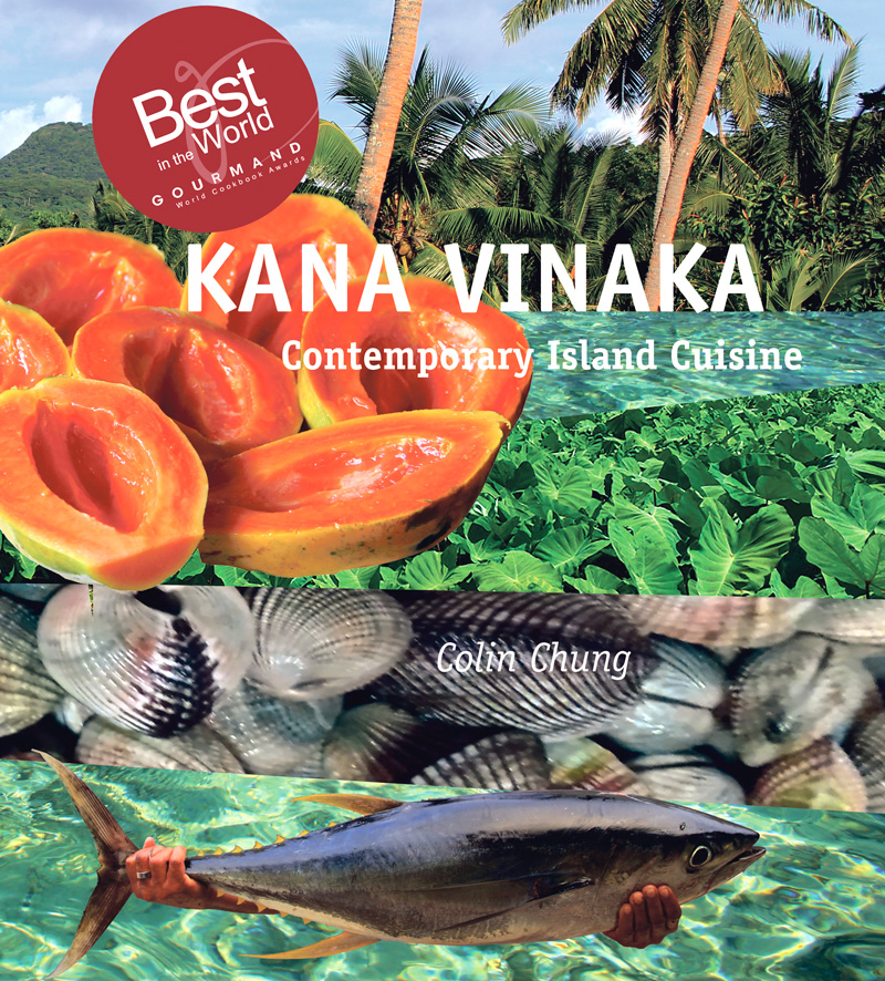 Kana Vinaka Cookbook cover