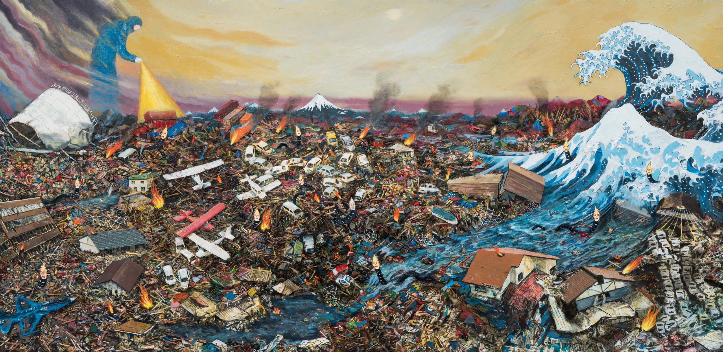 Tsunami Summer Death Camp