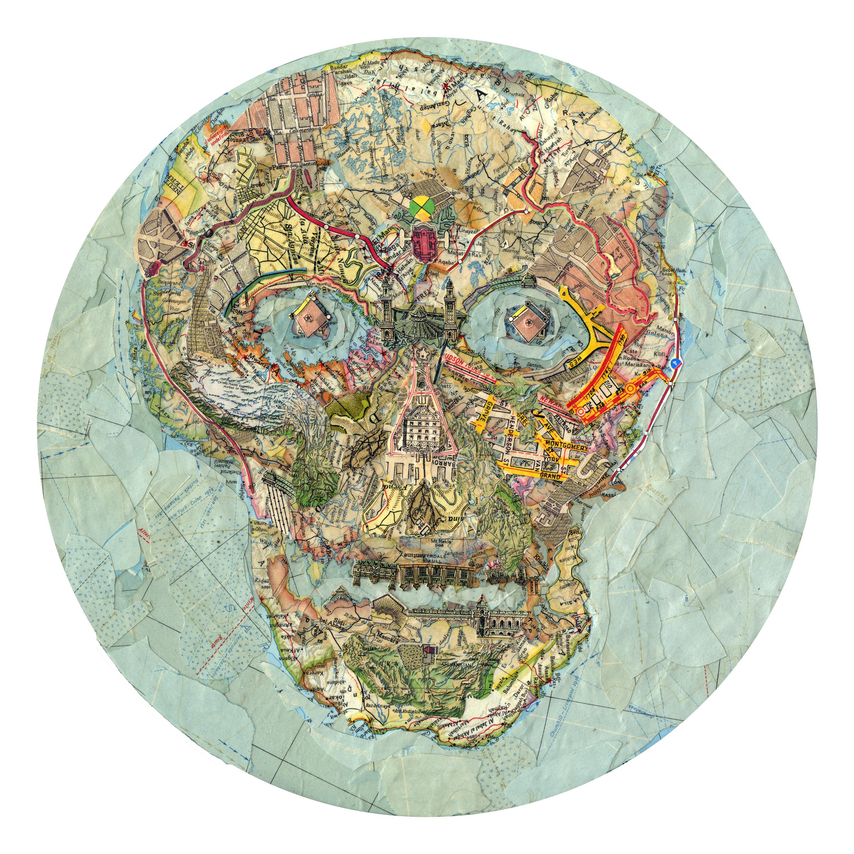 Map Skull #4