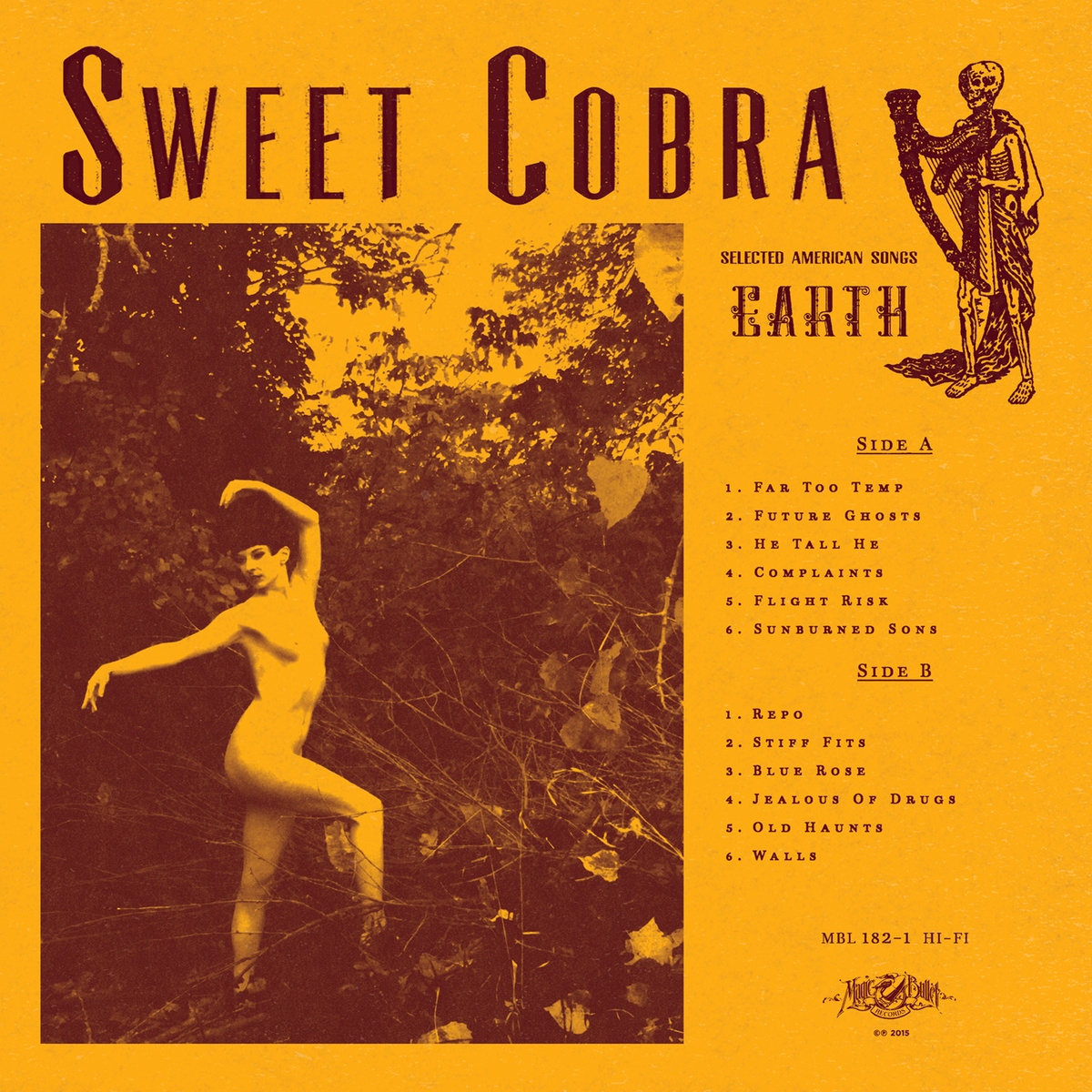 Sweet Cobra 'Earth'
