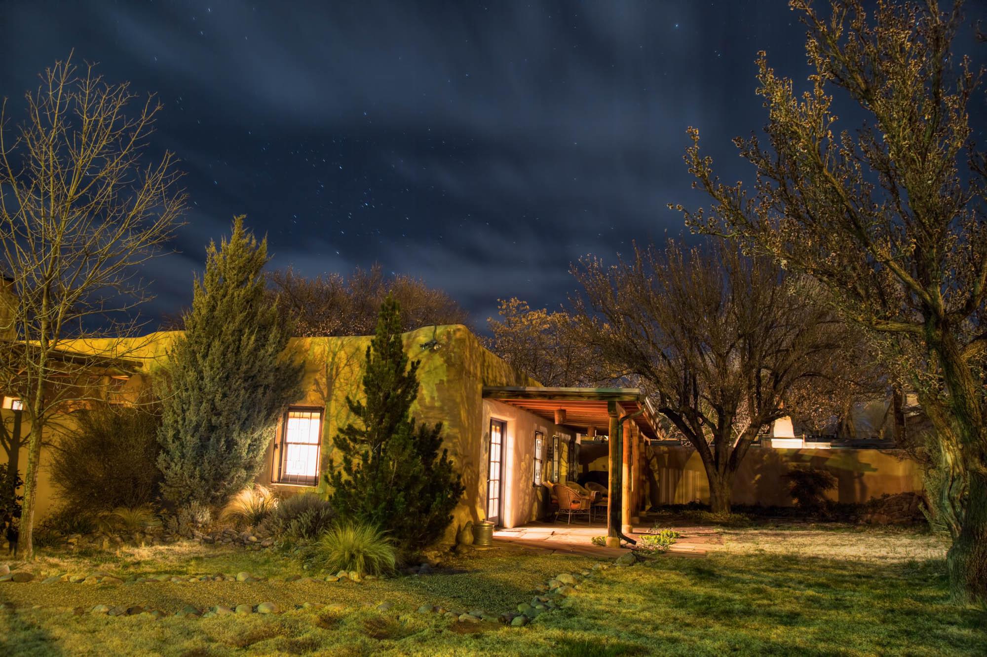 night exposure santa fe