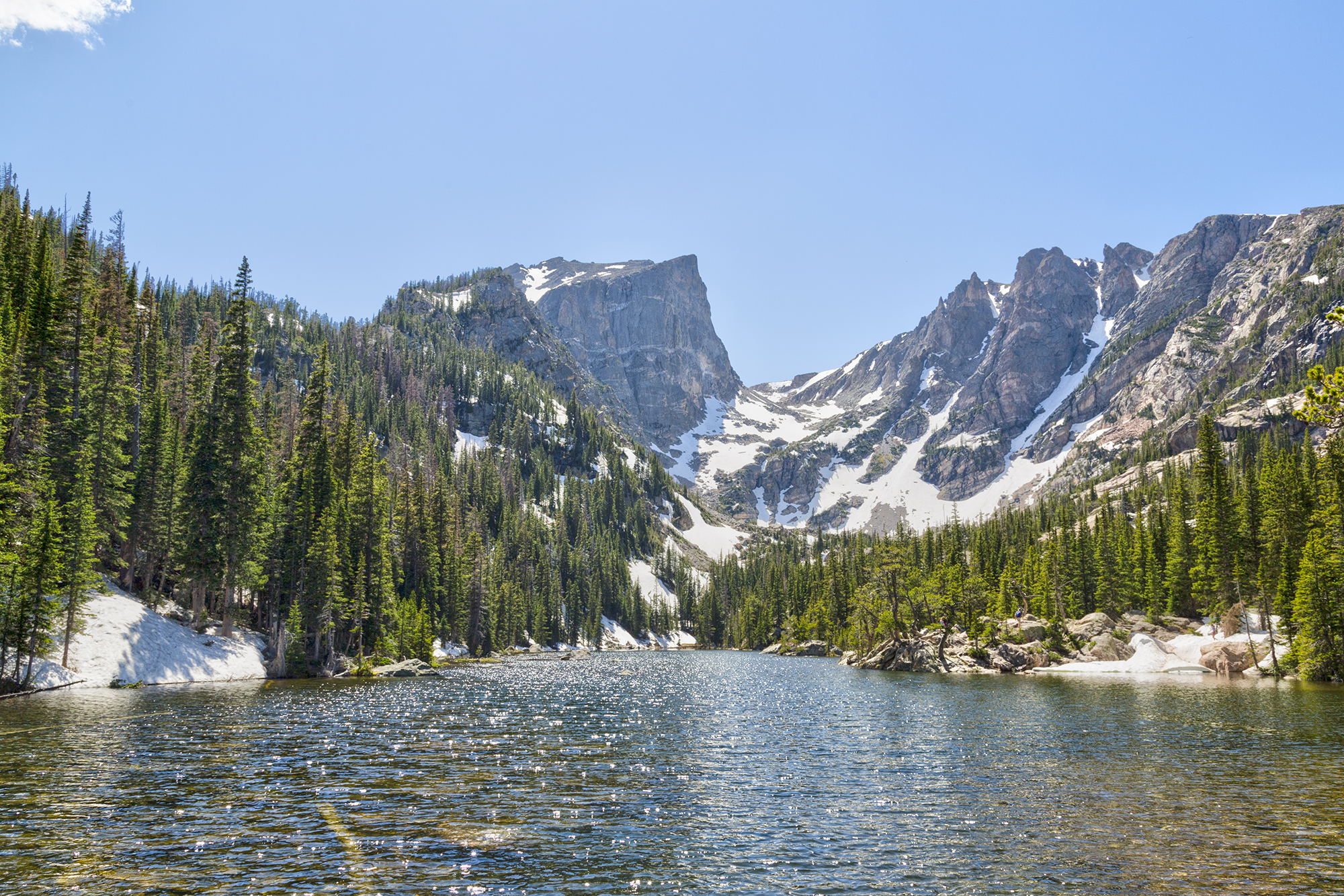 Dream Lake - Rocky Mountain National Park