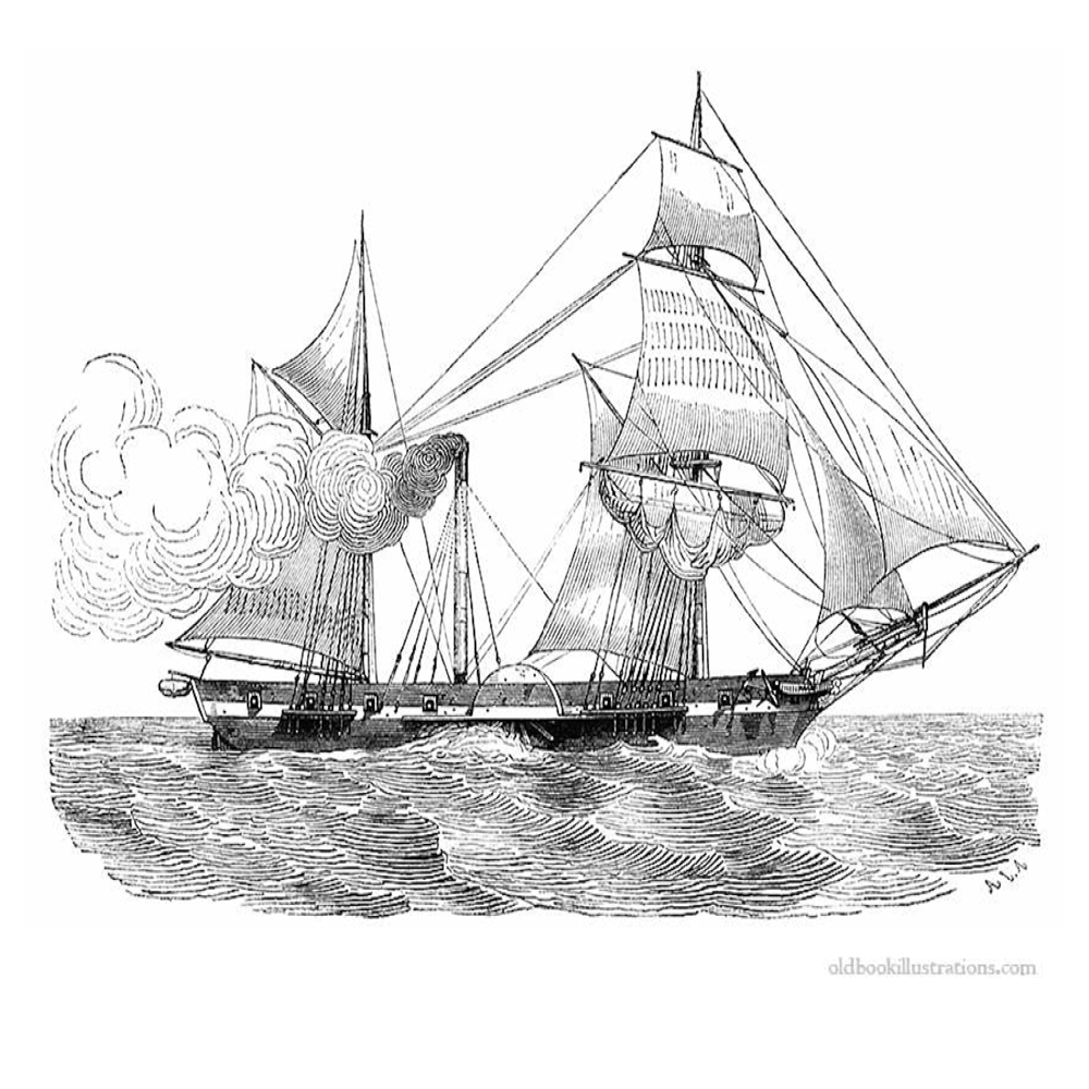 Image credit:  Le Magasin Pittoresque   (1840)