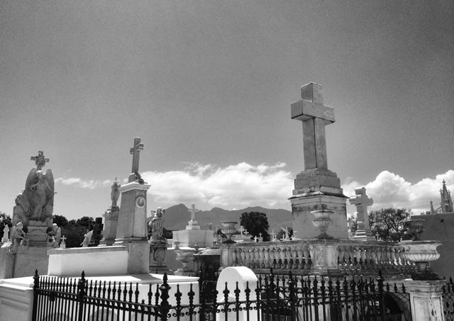 El Cementerio de Granada / Granada, Nicaragua ( 2015 )