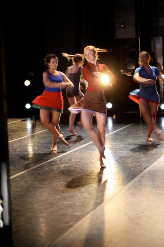 Ritual   Choreographed by Larry Keigwin Barnard/Columbia Dances at Miller Theatre April 2012