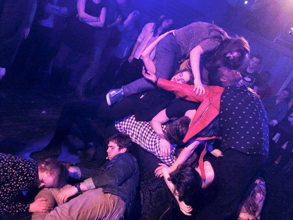 The Bad Years  Immersive musical workshop Kerrigan-Lowdermilk January 2015
