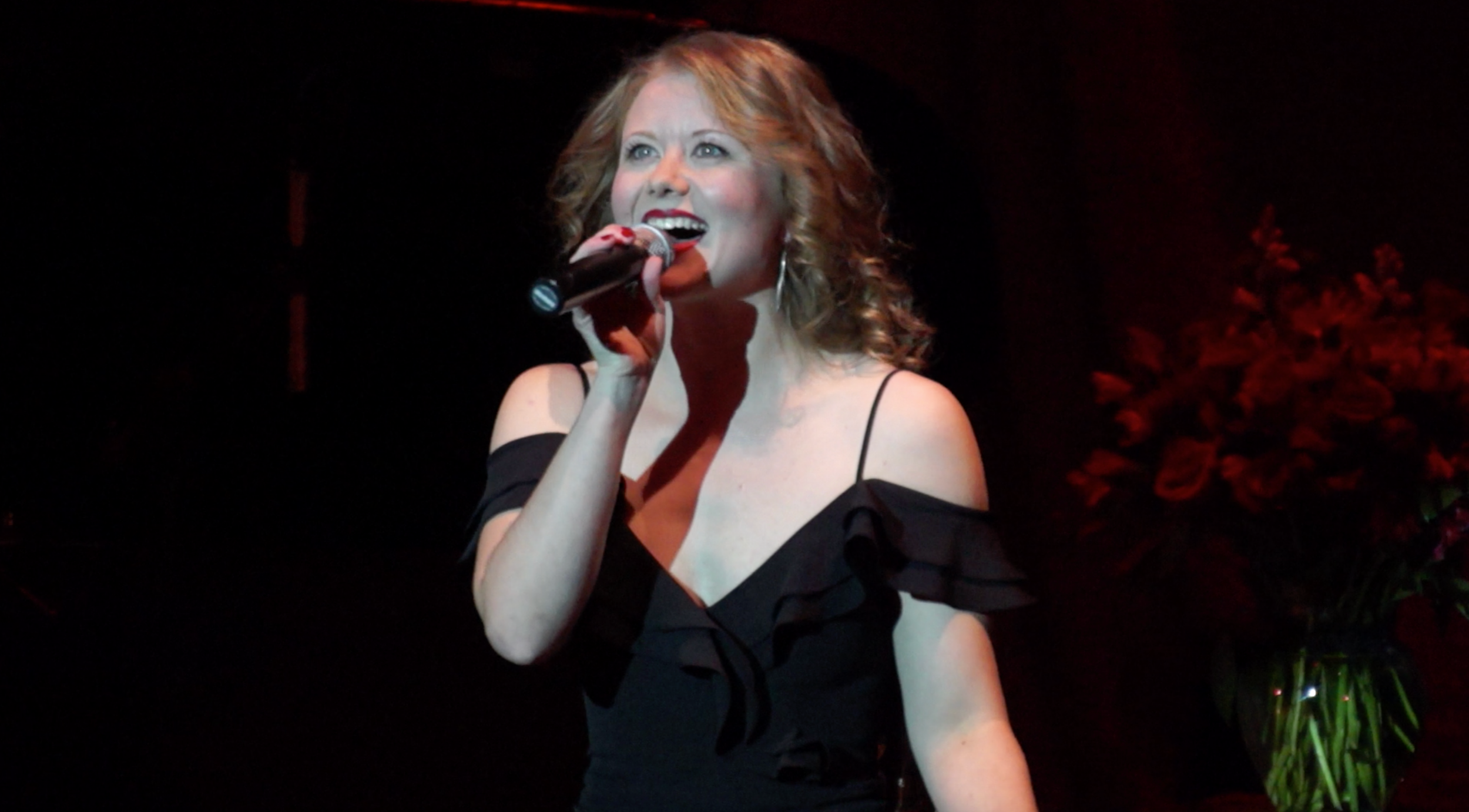 What Would Judy Do?  Solo cabaret at The Reif Center Grand Rapids, MN  September 29, 2018