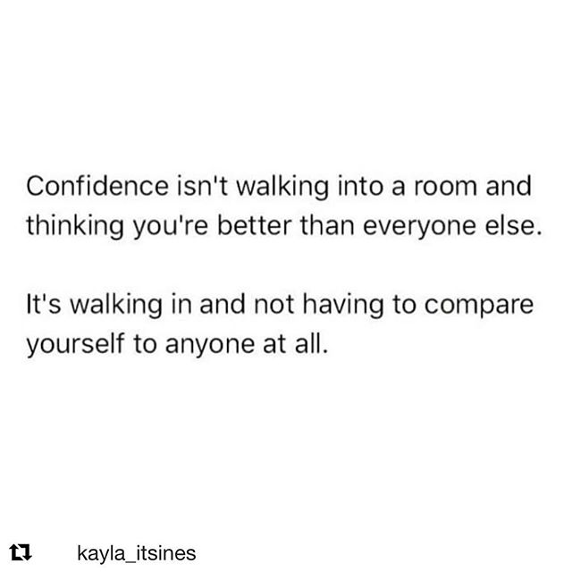 For our #tiptuesday here's a little motivation. Keep your head high and don't let not knowing something keep you from your goals. Comparing your beginning to someone else's middle is a no-no. ⠀⠀⠀⠀⠀⠀⠀⠀⠀⠀⠀⠀ Thanks @catnipcass for the awesome find!  #repost @kayla_itsines ⠀⠀⠀⠀⠀⠀⠀⠀⠀⠀⠀⠀ #takefinancialownership #brunch #fitness #fitspo #dedication #journey #motivation #motivationalquotes #confidence #realtalk #confidenceiskey #women #womenhelpingwomen #womenempowerment #empoweringwomen #big #tuesday #beauty #news #party #change #newme #newyou #learning #challenge
