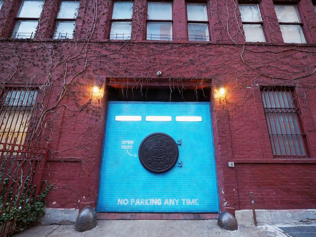 Image of the pop-up Wonder Vault we built in Chelsea.
