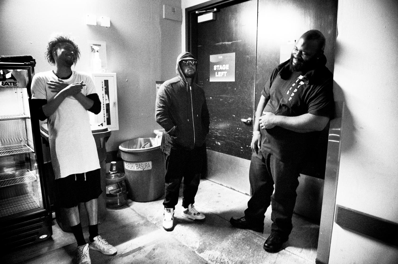Danny Brown & Schoolboy Q