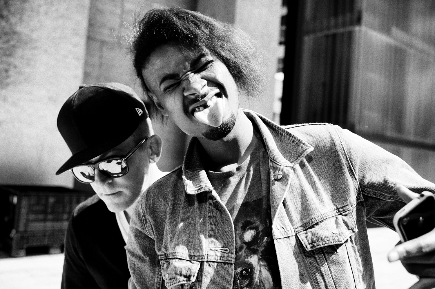 Mark McNairy & Danny Brown