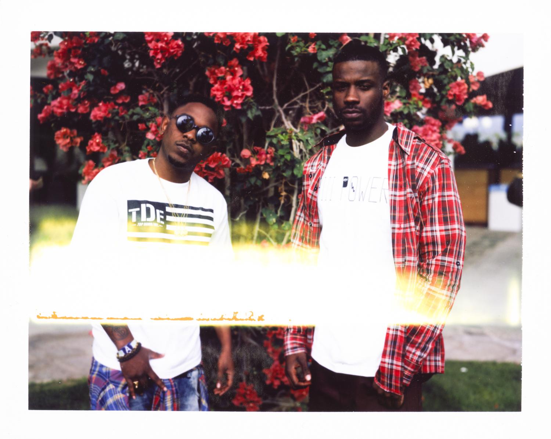 Kendrick Lamar & Jay Rock