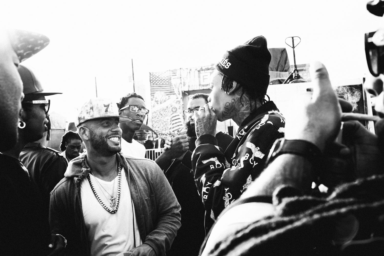 Trinidad James, DJ Drama, Young Thug, Wiz Khalifa & Ty Dolla $ign