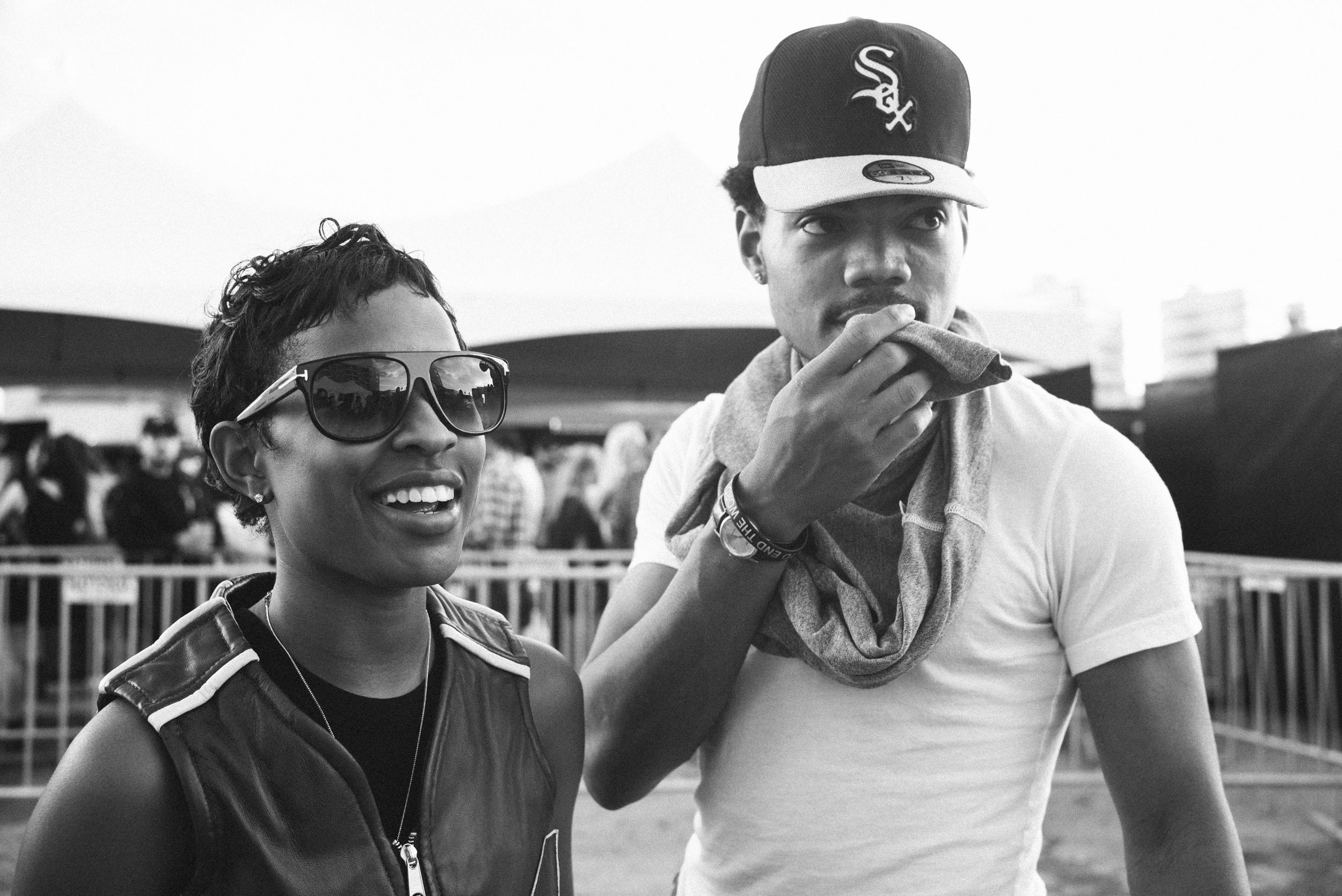 Dej Loaf & Chance The Rapper