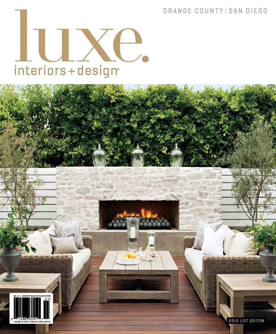 Luxe Magazine Winter 2015 Orange County San Diego