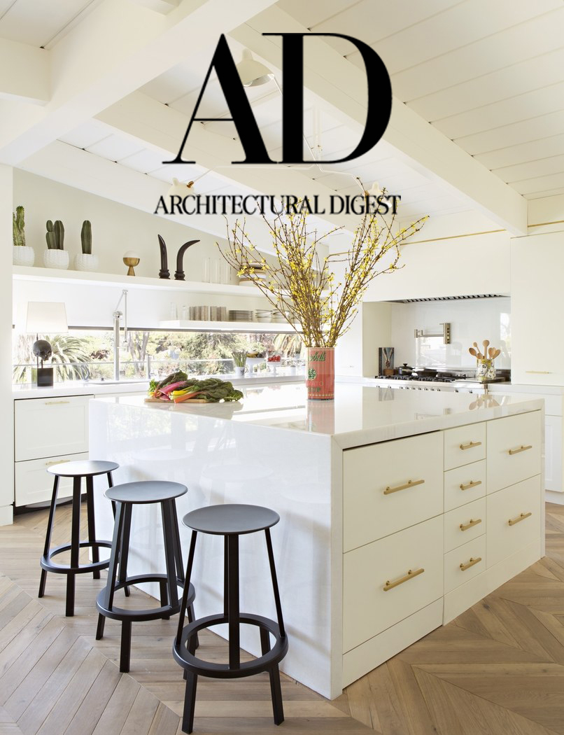 Architectural Digest Feature Kelly Hinchman