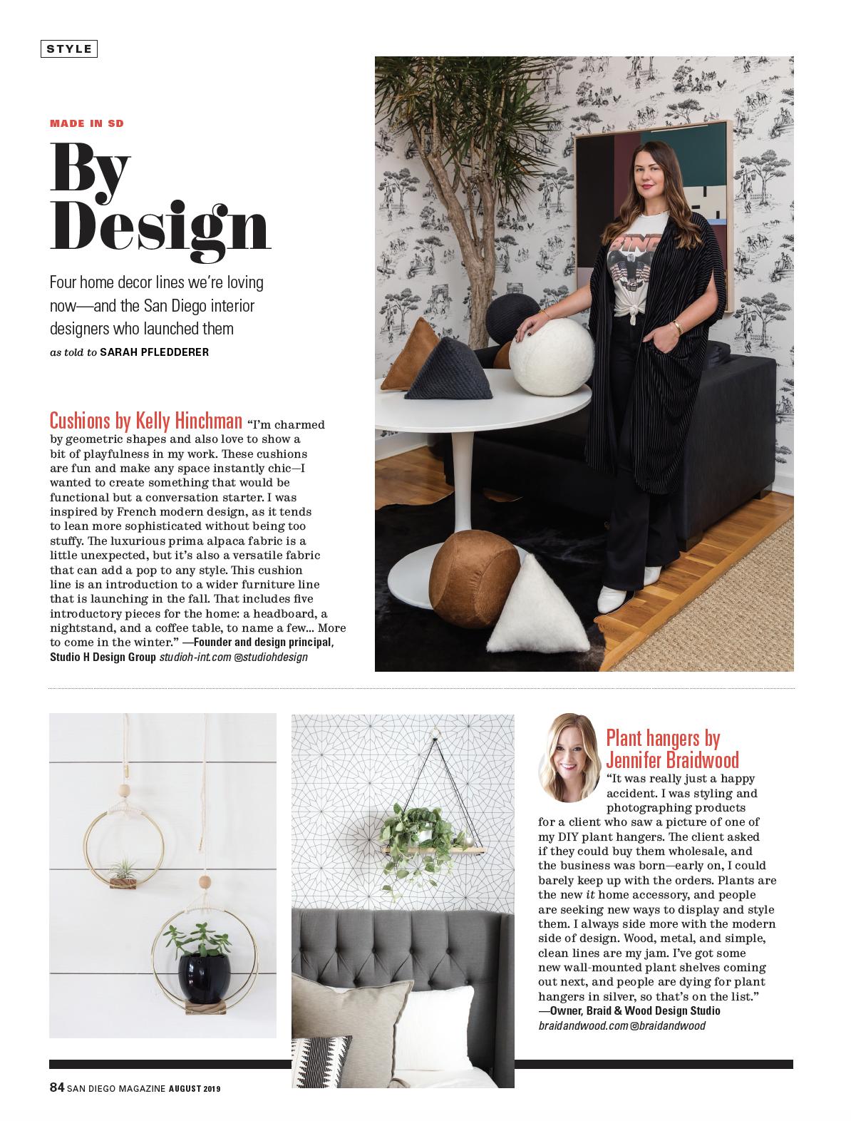 San Diego Magazine, August 2019