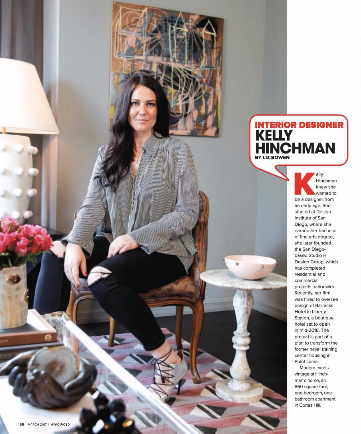 Pacific Magazine, March 2017
