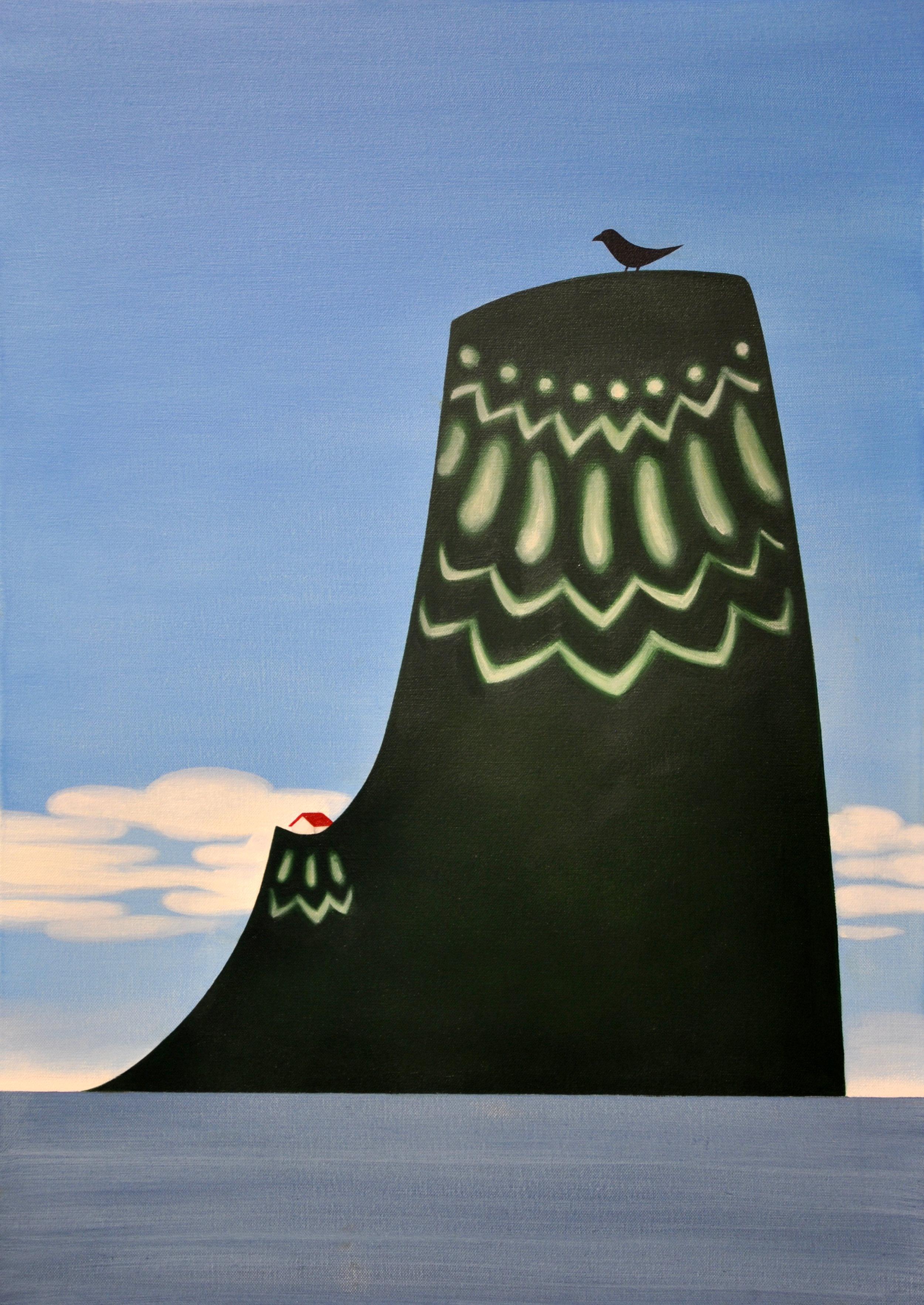 Lopapeysa Crow Mountain