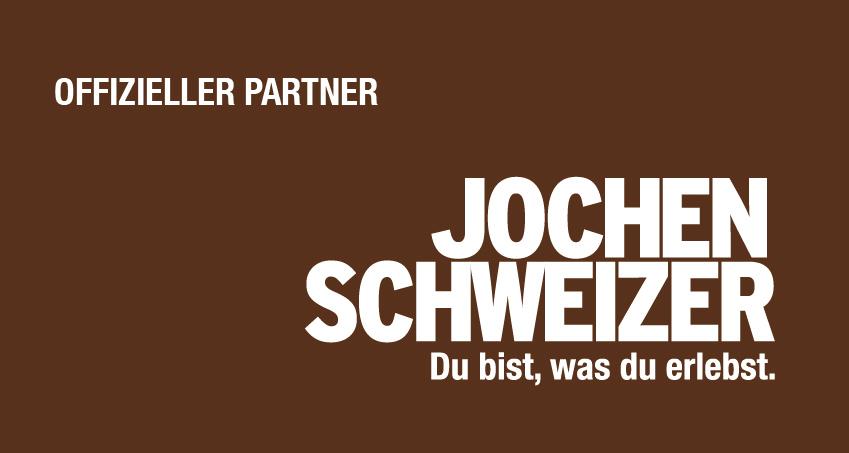Wir sind offizieller Partner von Jochen Schweizer