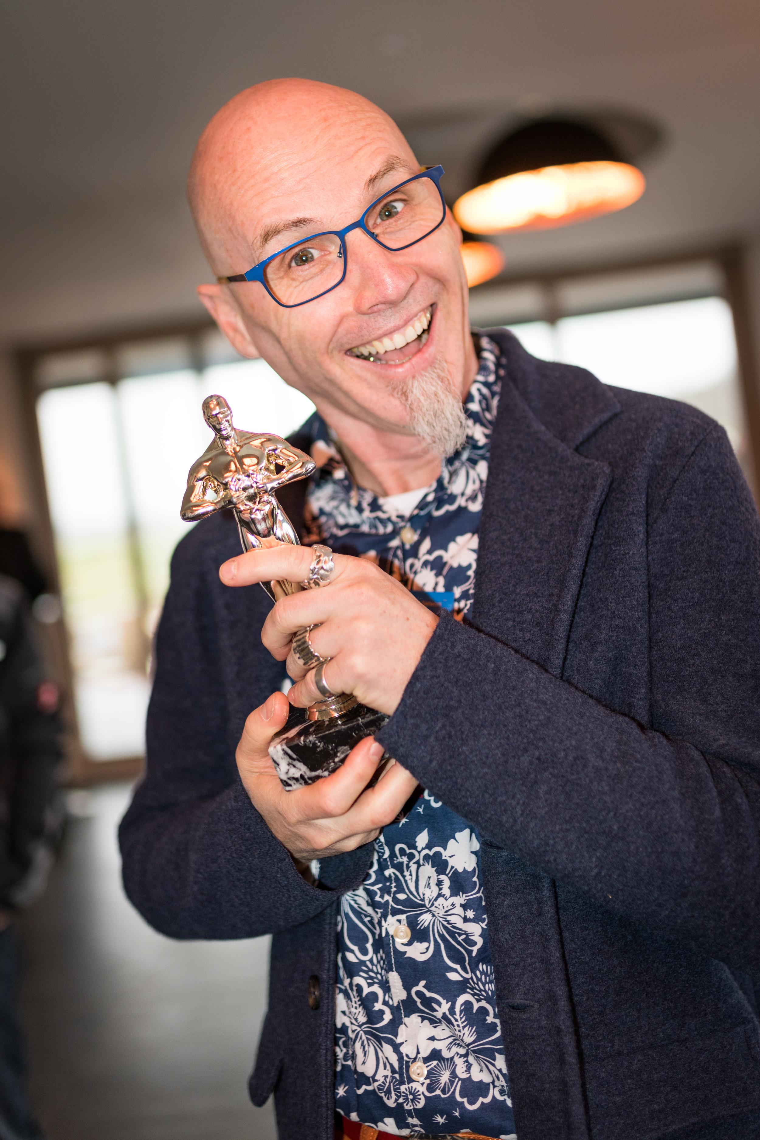 The Oscar goes to Edgar Sonnenfroh