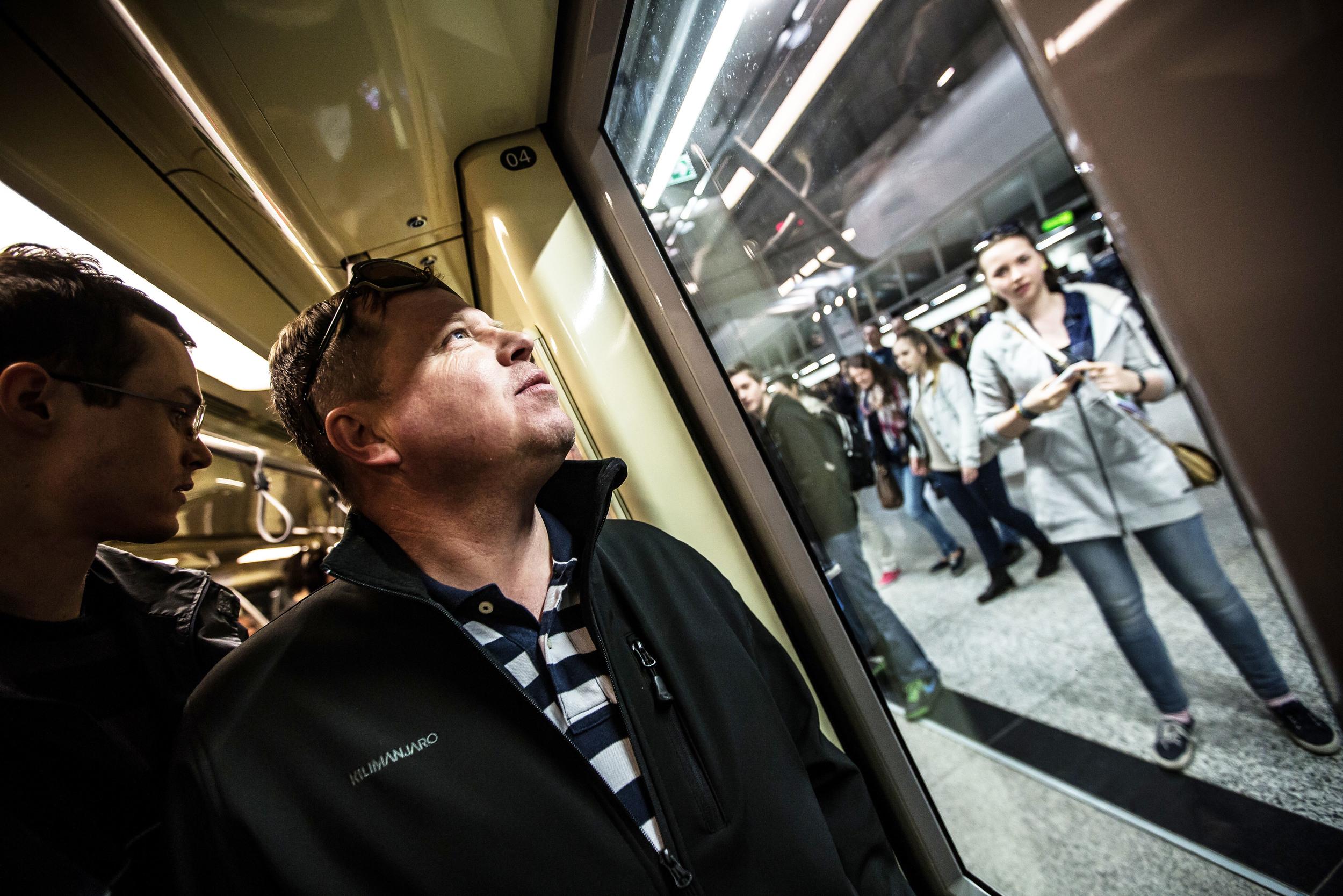 Építészeti díjat is nyert a 4-es metró két állomása. A Szent Gellért téri és a Fővám téri metróállomások nyerték az Architizer.com építészeti portál versenyét.