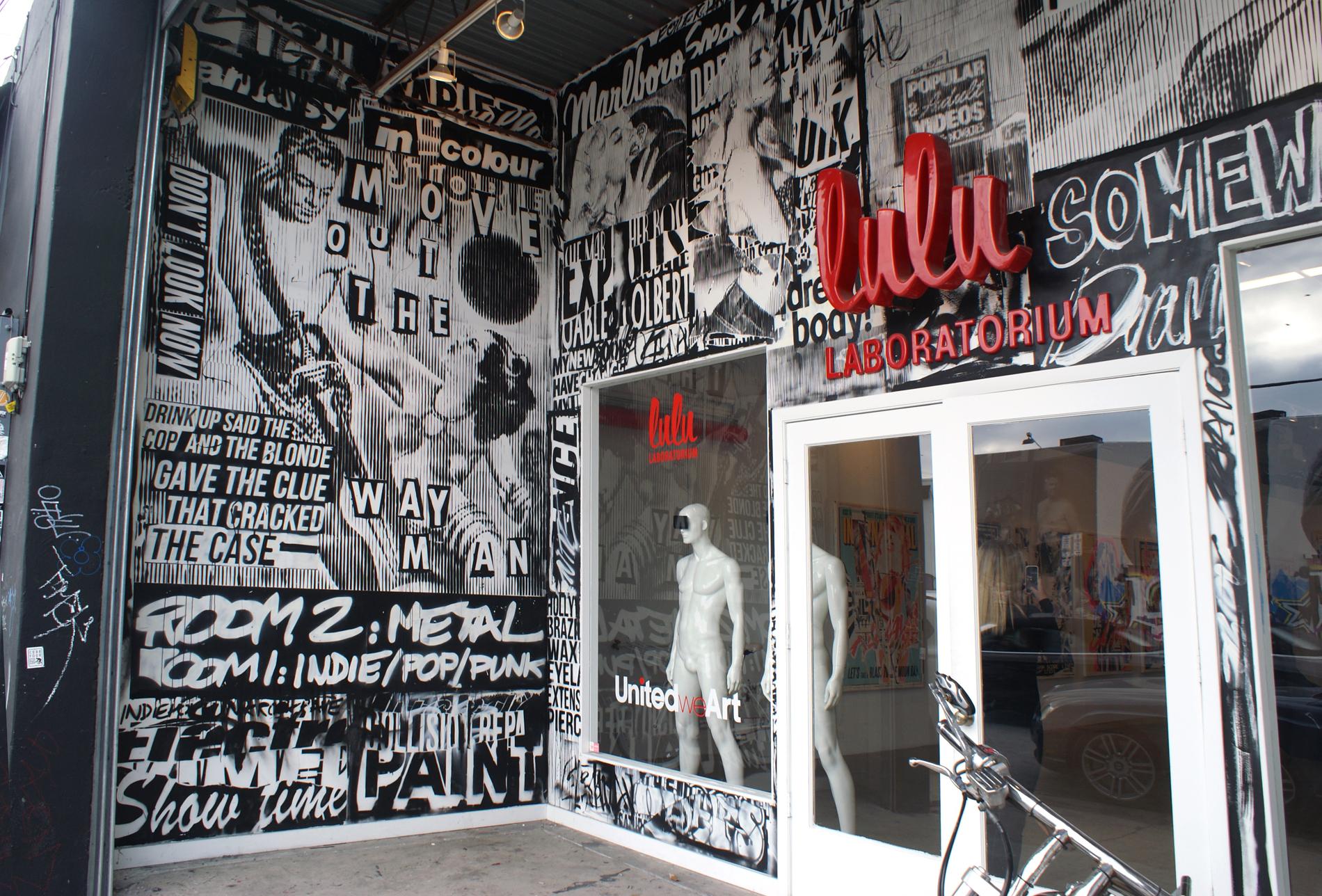 """""""Wynwood 2014"""" Lulu Laboratorium Miami, 2014"""