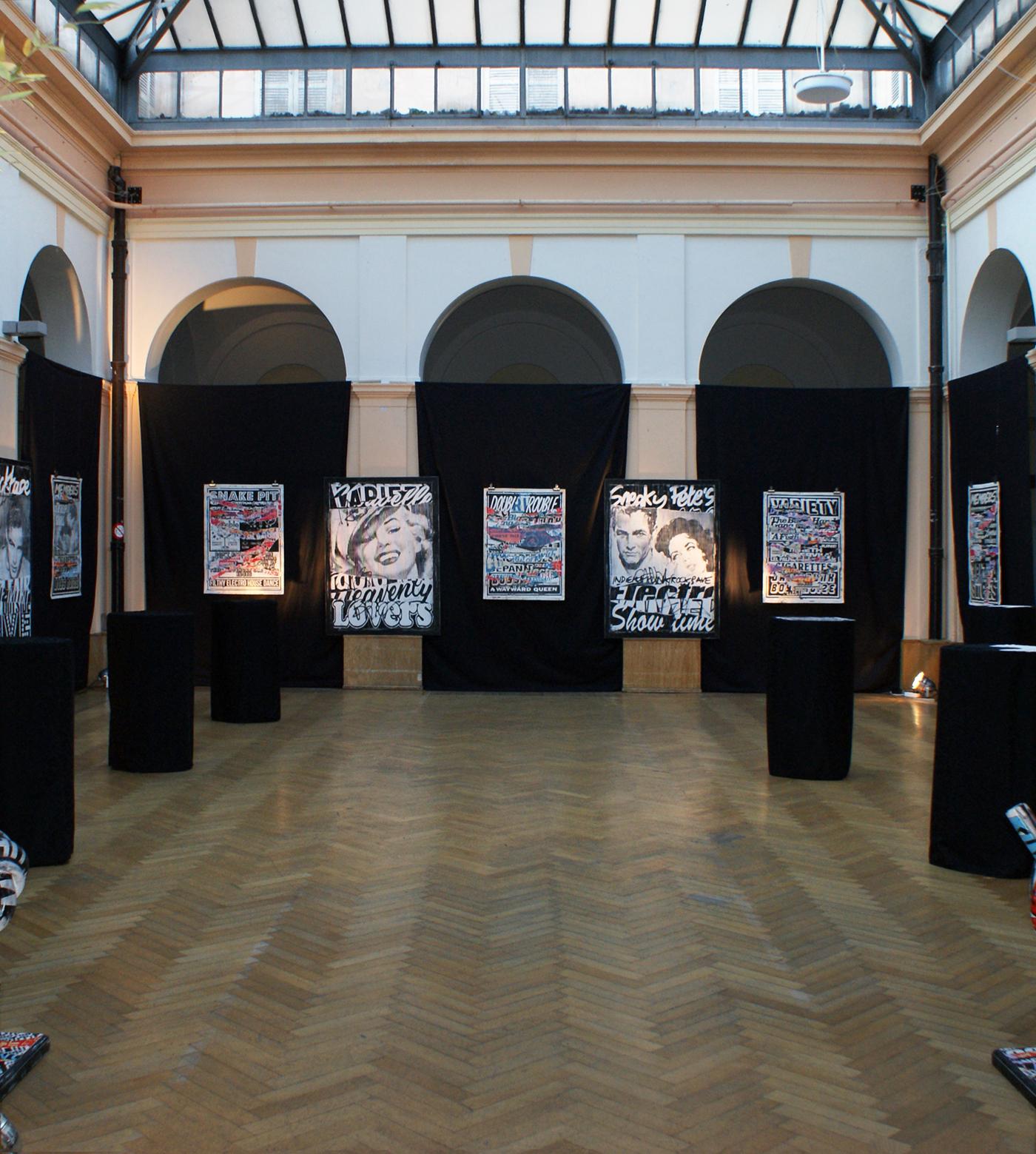 """""""off the wall"""" Il CIani Lugano, 2011"""