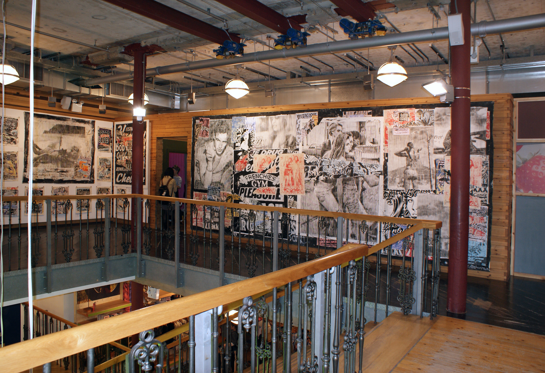 Urban Outfitters Oxford Street London 2011