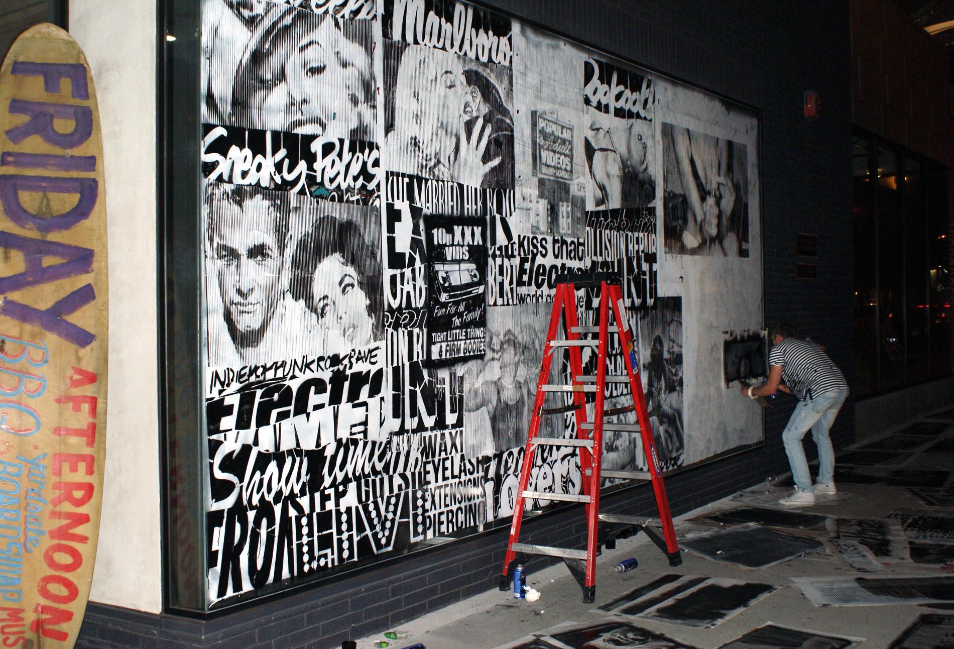 Feal Mor mural Los Angeles 2012
