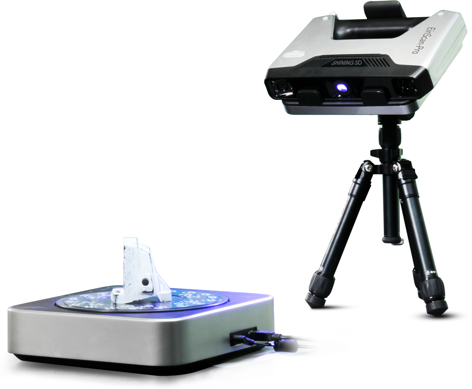 HD Fixed Scan - When a smaller intricate object needs to be scanned this is the most effective method, as it allows the scanner to pick up the smallest of details at a pace set in the software to achieve the best result.