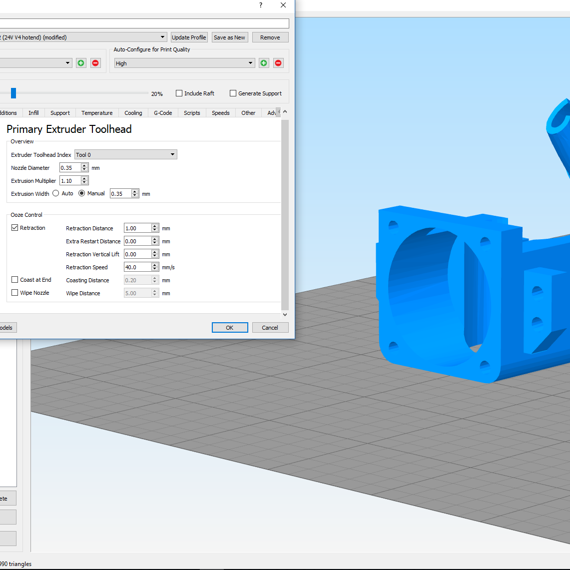 3D File Preparation - We can ensure that your CAD files are ready to be 3D printed in the most efficient way to reduce any complications and produce a high quality product.