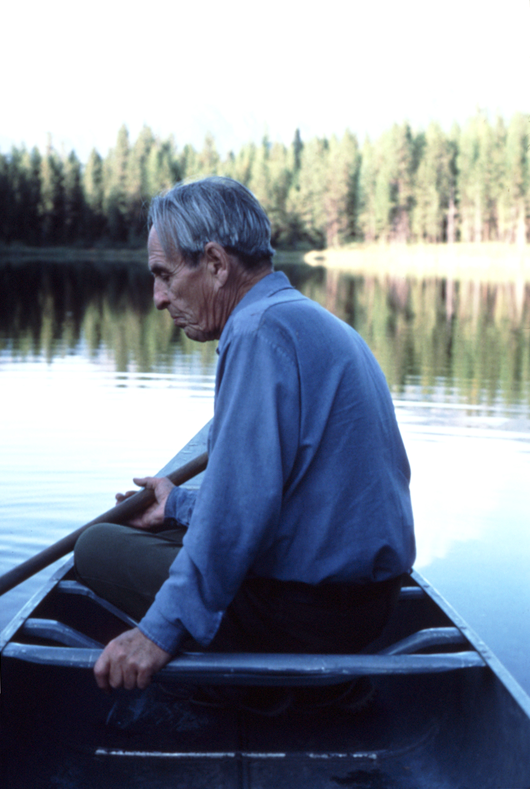 Norman Maclean. Photo by VERONICA WALD.
