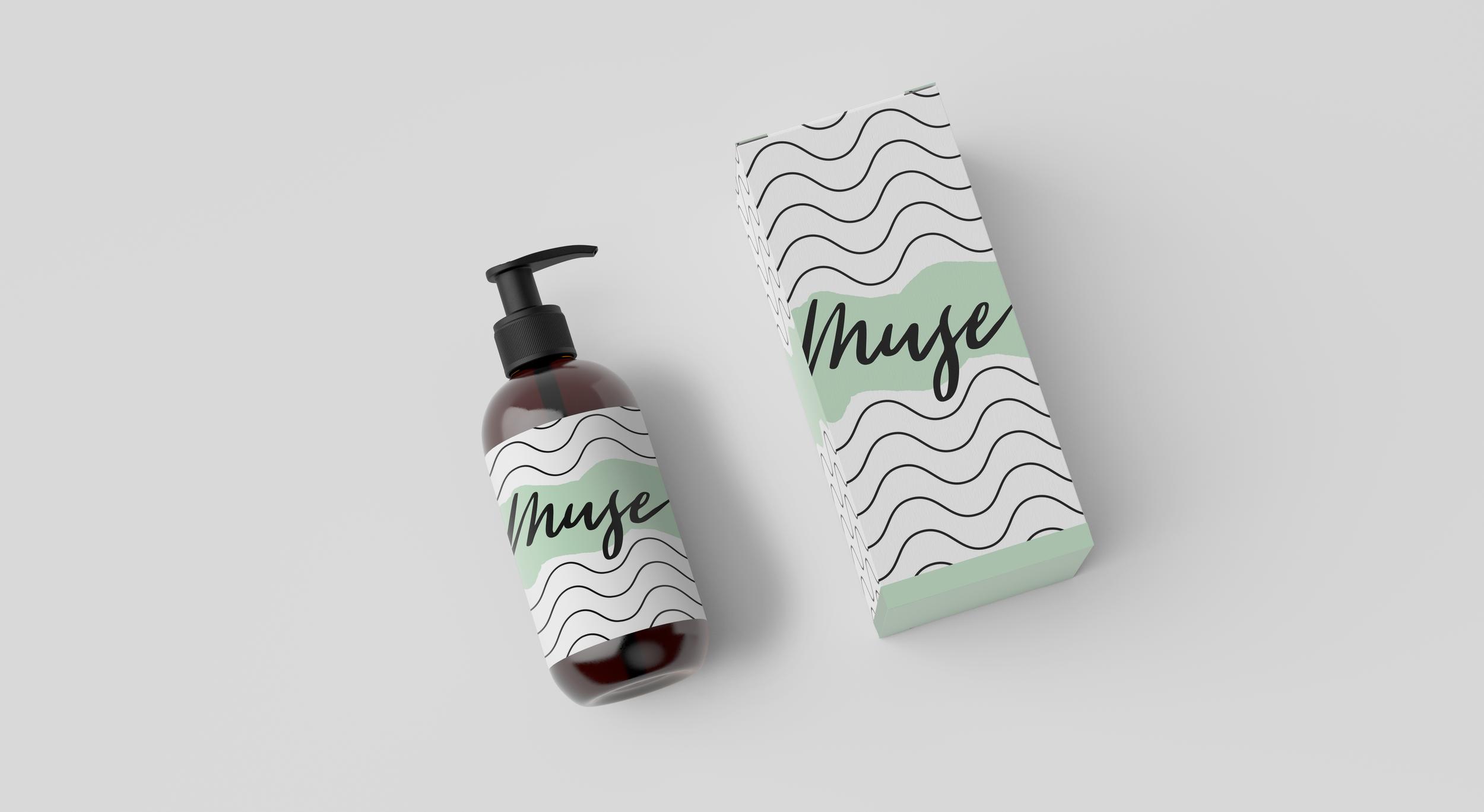 Muse LA / Packaging