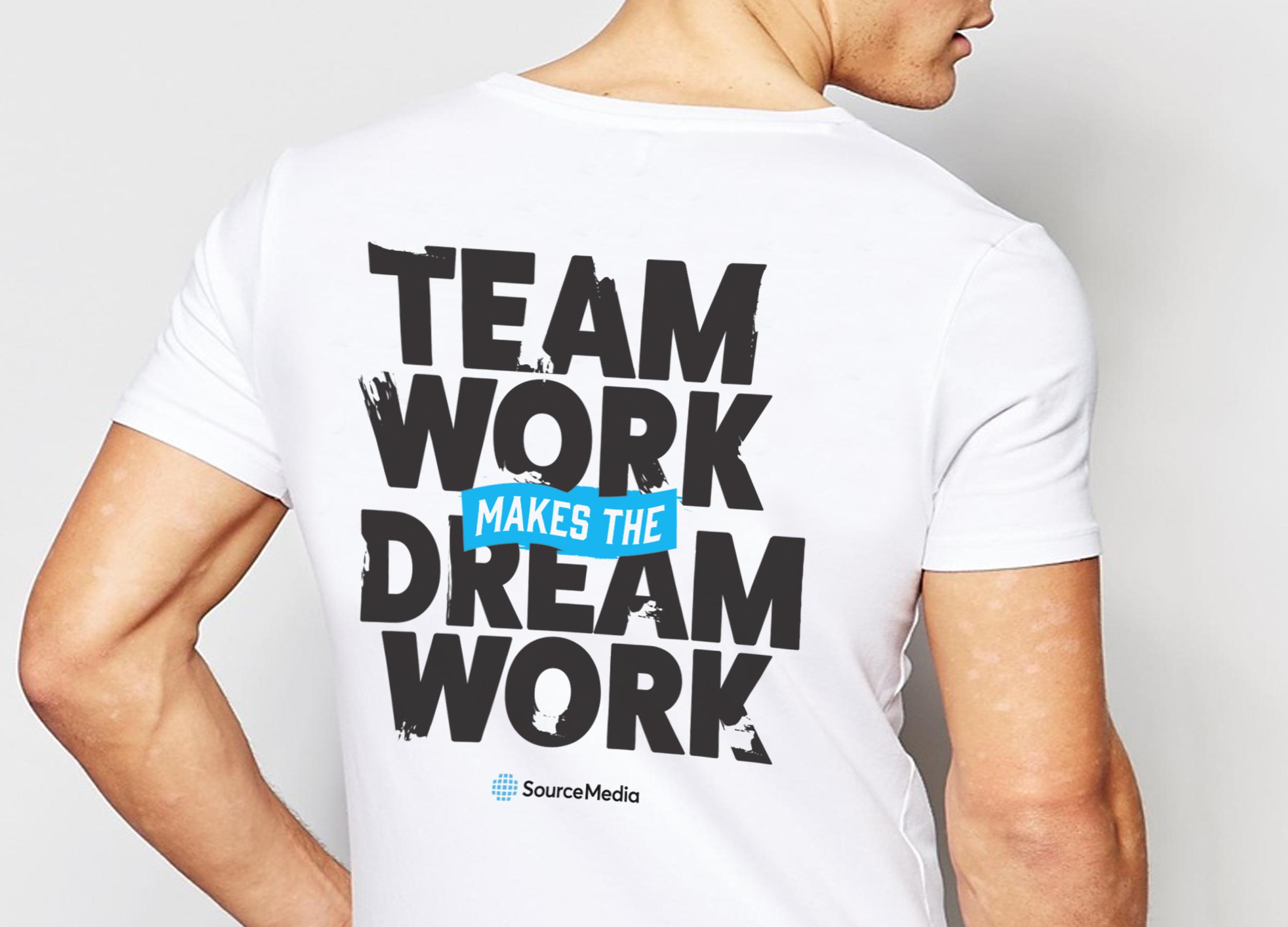 SourceMedia / T-Shirt Design