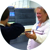 Alison Caughey  Senior Musculoskeletal Physiotherapist  • Diploma Physiotherapy  (Grampian School of  Physiotherapy)