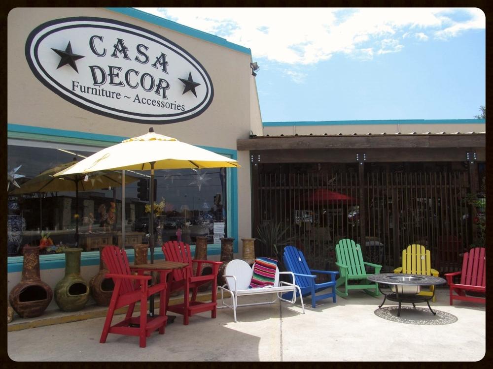 Casa Decor, Furniture San Angelo