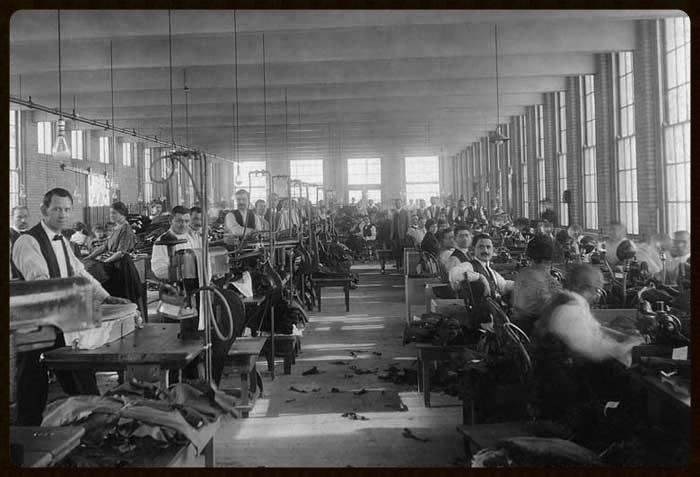 hickey freeman factory
