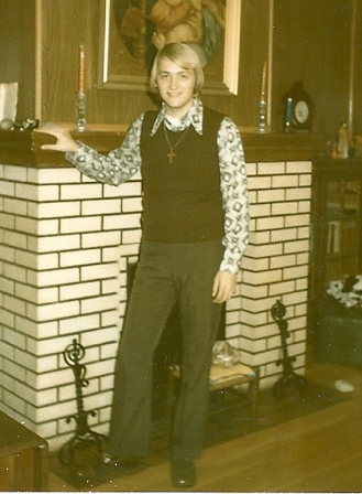 me, circa 1975