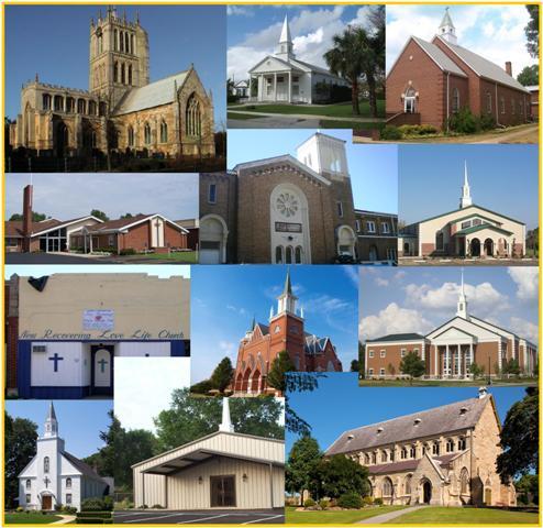 church-search-smorgasbord