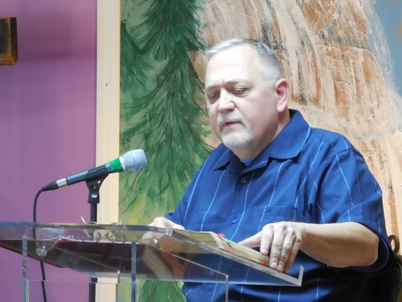 Teaching about the bible and homosexuality at a christian conference