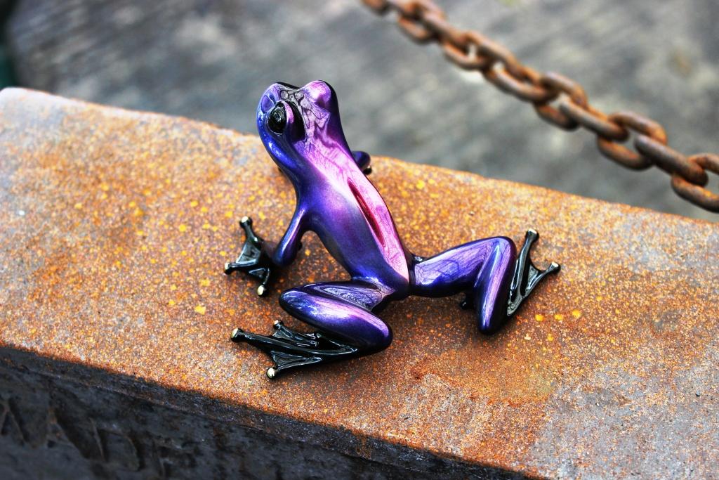 'Allegra' - bronze frog £399 - many more under our PRODUCTS - FROGMAN BRONZES  http://www.fireandiron.co.uk/gardensculpture-1/