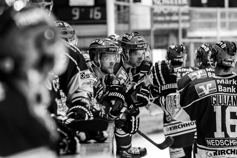 DEL 2012/2013 - Iserlohn Roosters v Thomas Sabo Ice Tigers