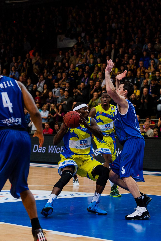 BBL 2012/2013 - Phoenix Hagen vs. Eisbären Bremerhaven