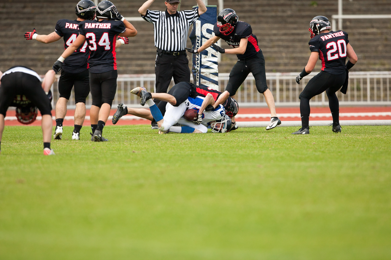 GFLJ 2013 - Dortmund Giants U19 vs. Düsseldorf Panther U19